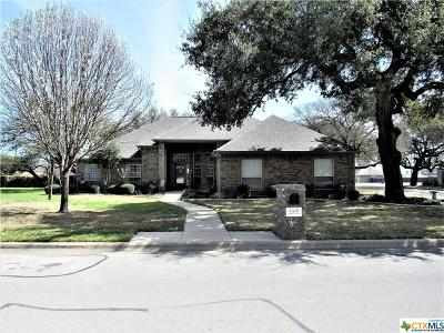 Temple TX Single Family Home For Sale: $339,000