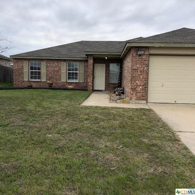 Killeen Single Family Home For Sale: 5307 Bridle Drive