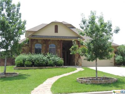 Harker Heights Condo/Townhouse For Sale: 3904 Stone Creek Drive