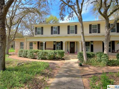 San Marcos Single Family Home For Sale: 922 W McCarty