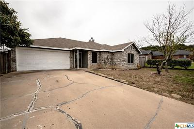Copperas Cove Single Family Home For Sale: 205 W Blancas Drive