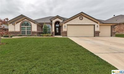 Harker Heights Single Family Home Pending: 2032 Falling Leaf Lane