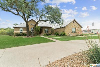 New Braunfels Single Family Home For Sale: 232 Copper Trace