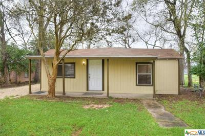 New Braunfels Single Family Home For Sale: 1545 Katy