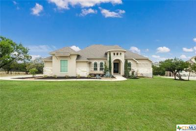New Braunfels Single Family Home For Sale: 2198 Ranch Loop