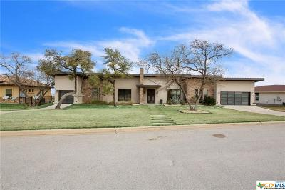 Harker Heights Single Family Home For Sale: 3209 Eagle Ridge Drive
