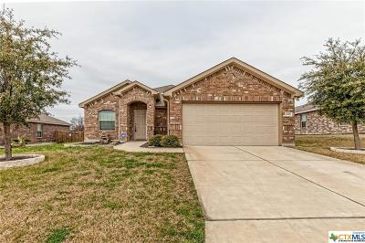 Temple Single Family Home For Sale: 4024 Brookhaven