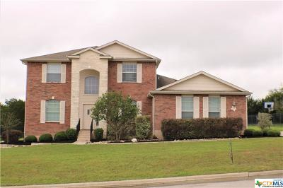 Harker Heights Single Family Home For Sale: 108 Stampede Circle