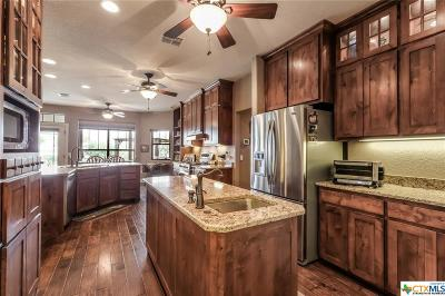 Canyon Lake Single Family Home For Sale: 852 Crossbow Drive