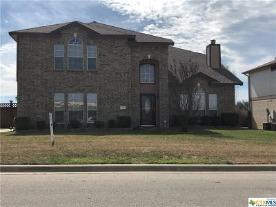 Harker Heights Single Family Home For Sale: 115 E Great Plains Trail