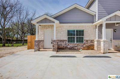 McGregor TX Condo/Townhouse For Sale: $129,900