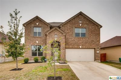Georgetown Single Family Home For Sale: 2224 McCombs