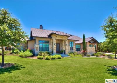 New Braunfels Single Family Home For Sale: 2532 Emu Parade