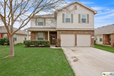 Temple Single Family Home For Sale: 703 Starlight Drive