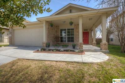 New Braunfels Single Family Home For Sale: 530 Briggs