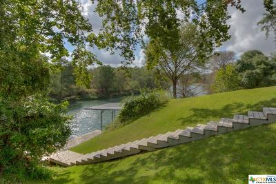 New Braunfels Single Family Home For Sale: 2349 Waterford Grace