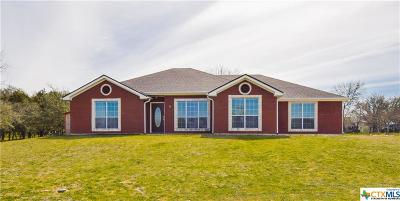 Kempner TX Single Family Home For Sale: $268,500