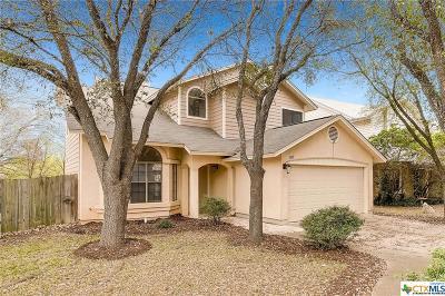 San Antonio Single Family Home For Sale: 11130 Elk Park