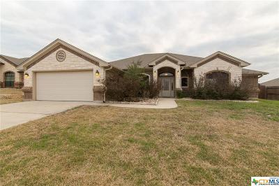 Killeen Single Family Home For Sale: 2708 Traditions Drive