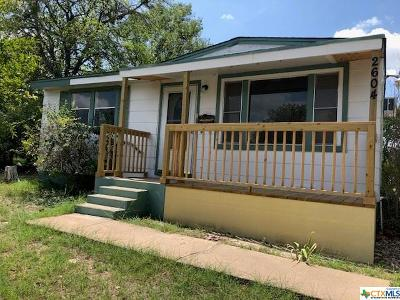 Killeen Multi Family Home For Sale: 2604 Terrace