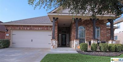 Killeen Single Family Home For Sale: 7101 Golden Oak Lane