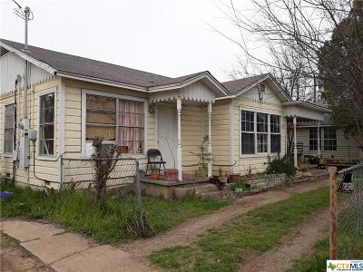 Killeen Single Family Home For Sale: 203 S 10th Street
