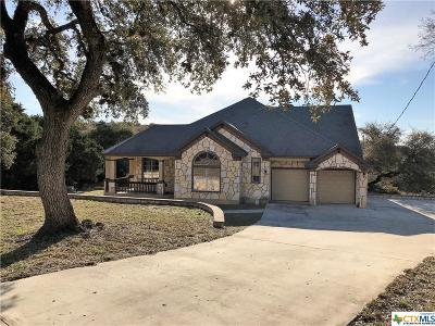 Canyon Lake Single Family Home For Sale: 1436 Cougar