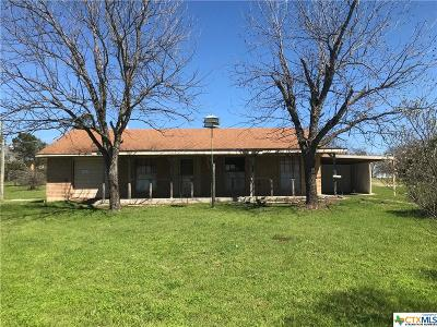 Temple, Belton Single Family Home For Sale: 11366 W State Highway 36