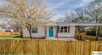 Lampasas Single Family Home For Sale: 307 N Hackberry Street