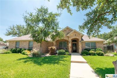 Belton Single Family Home For Sale: 3201 Escalera Drive