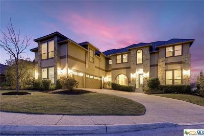 San Antonio Single Family Home For Sale: 18010 Granite Hill