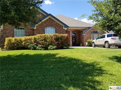 Harker Heights Single Family Home For Sale: 2535 Jackson Drive