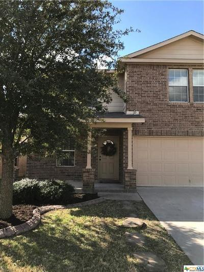 Killeen Single Family Home For Sale: 9011 Bellgrove