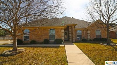 Harker Heights Single Family Home For Sale: 1440 Loblolly Drive