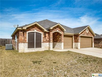 Killeen Single Family Home For Sale: 3205 Briscoe