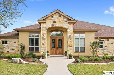 San Marcos Single Family Home For Sale: 2605 Leslie Lane