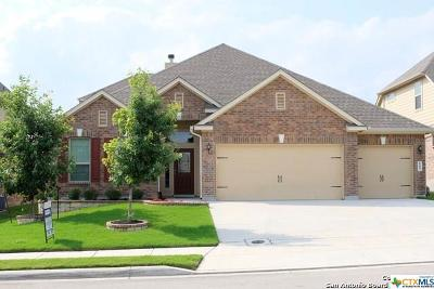 Cibolo Single Family Home For Sale: 629 Padova