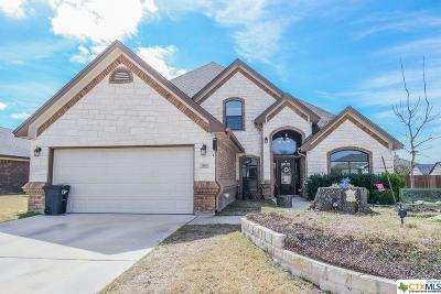 Harker Heights Single Family Home For Sale: 1104 Doc Whitten Drive