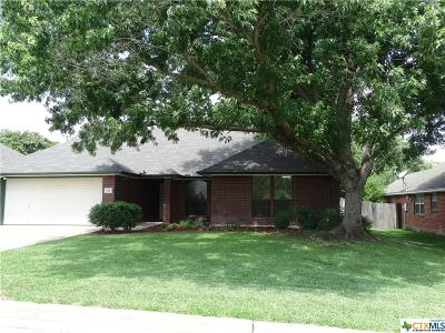 Harker Heights Single Family Home For Sale: 612 Man O War