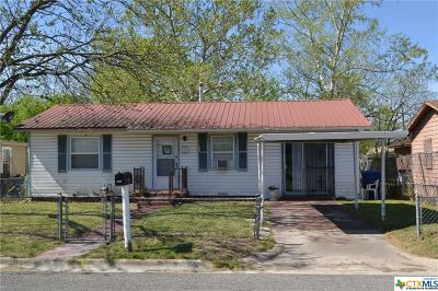 Copperas Cove Single Family Home For Sale: 704 Mickan Street