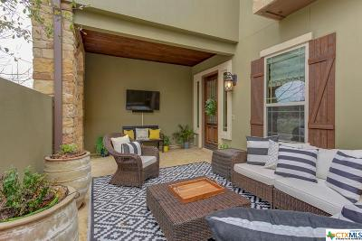 New Braunfels Condo/Townhouse For Sale: 955 N Academy