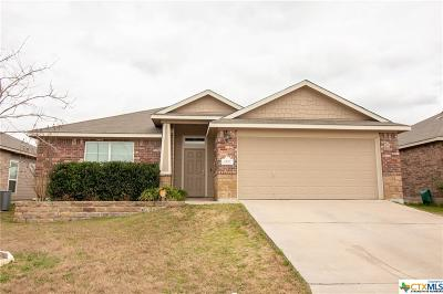Temple Single Family Home For Sale: 6127 Fair Hill Drive
