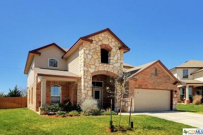 Killeen Single Family Home For Sale: 3300 Lorne Drive