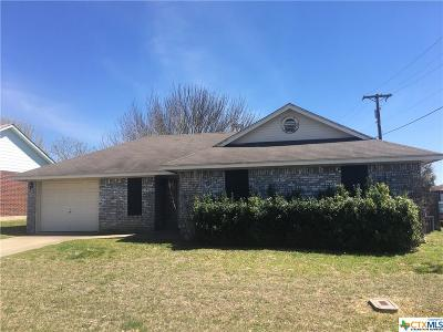 Temple Single Family Home For Sale: 5227 205 Loop