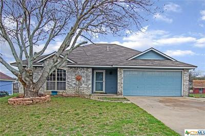 Killeen Single Family Home For Sale: 2303 Dickens