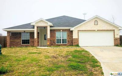Nolanville Single Family Home For Sale: 213 Sugar Maple Court