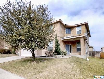 Killeen Single Family Home For Sale: 9200 Ashlyn