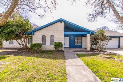Killeen Single Family Home For Sale: 606 Lydia
