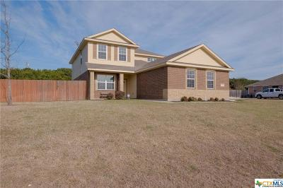 Harker Heights TX Single Family Home For Sale: $264,900