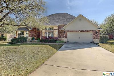 Belton Single Family Home For Sale: 3102 Amber Forest